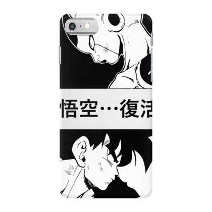Dragon Ball Goku Vs Frieza Iphone 7 Case Designed By Paísdelasmáquinas
