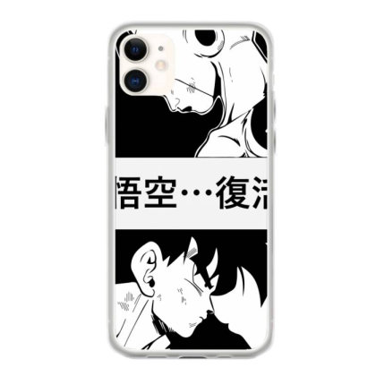 Dragon Ball Goku Vs Frieza Iphone 11 Case Designed By Paísdelasmáquinas