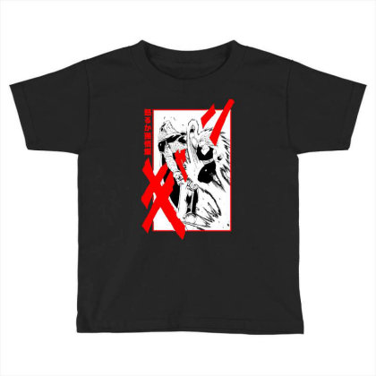 Gohan Vs Cell Toddler T-shirt Designed By Paísdelasmáquinas
