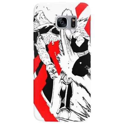 Gohan Vs Cell Samsung Galaxy S7 Edge Case Designed By Paísdelasmáquinas