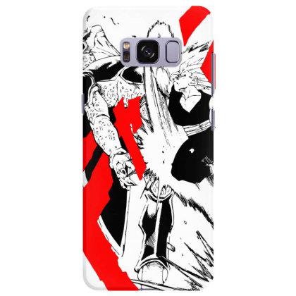 Gohan Vs Cell Samsung Galaxy S8 Plus Case Designed By Paísdelasmáquinas