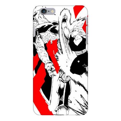 Gohan Vs Cell Iphone 6 Plus/6s Plus Case Designed By Paísdelasmáquinas
