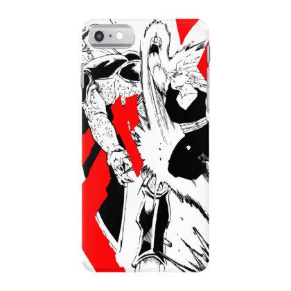 Gohan Vs Cell Iphone 7 Case Designed By Paísdelasmáquinas