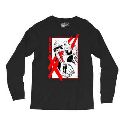 Gohan Vs Cell Long Sleeve Shirts Designed By Paísdelasmáquinas
