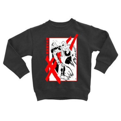 Gohan Vs Cell Toddler Sweatshirt Designed By Paísdelasmáquinas