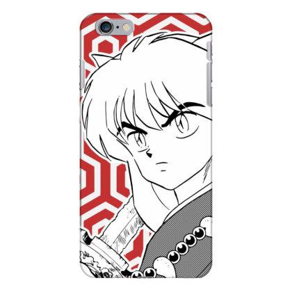 Inuyasha Iphone 6 Plus/6s Plus Case Designed By Paísdelasmáquinas