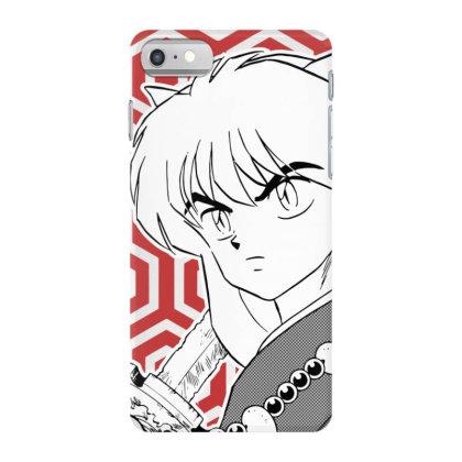 Inuyasha Iphone 7 Case Designed By Paísdelasmáquinas