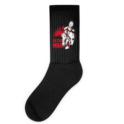 Ultraman Socks Designed By Paísdelasmáquinas