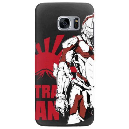 Ultraman Samsung Galaxy S7 Edge Case Designed By Paísdelasmáquinas