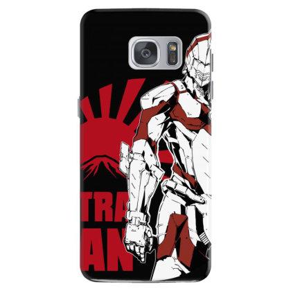 Ultraman Samsung Galaxy S7 Case Designed By Paísdelasmáquinas