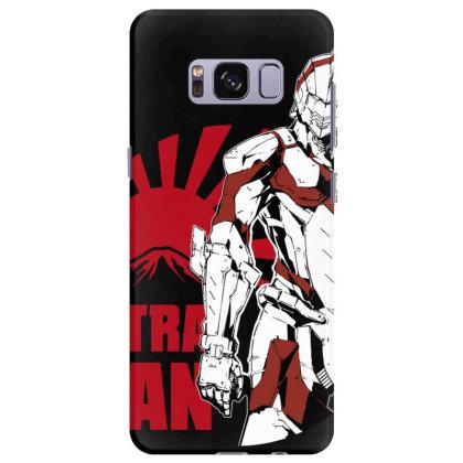 Ultraman Samsung Galaxy S8 Plus Case Designed By Paísdelasmáquinas