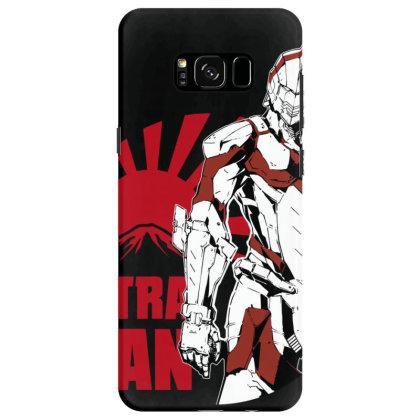 Ultraman Samsung Galaxy S8 Case Designed By Paísdelasmáquinas