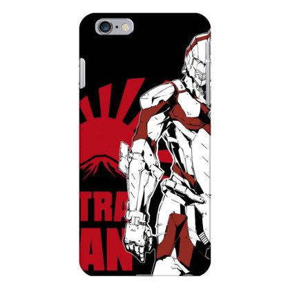Ultraman Iphone 6 Plus/6s Plus Case Designed By Paísdelasmáquinas