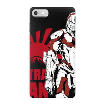 Ultraman Iphone 7 Case Designed By Paísdelasmáquinas