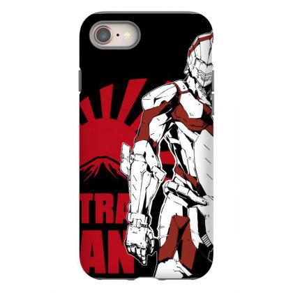 Ultraman Iphone 8 Case Designed By Paísdelasmáquinas