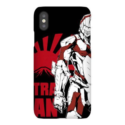 Ultraman Iphonex Case Designed By Paísdelasmáquinas