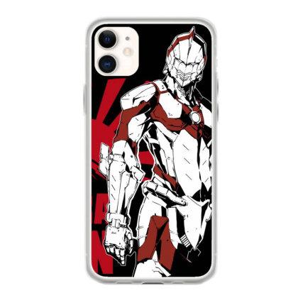 Ultraman Iphone 11 Case Designed By Paísdelasmáquinas
