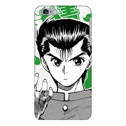 Yu Yu Hakusho Iphone 6 Plus/6s Plus Case Designed By Paísdelasmáquinas