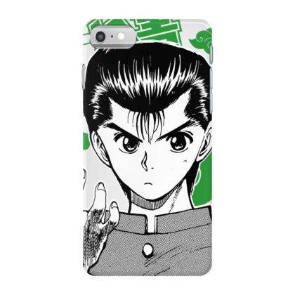Yu Yu Hakusho Iphone 7 Case Designed By Paísdelasmáquinas