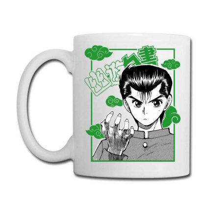 Yu Yu Hakusho Coffee Mug Designed By Paísdelasmáquinas