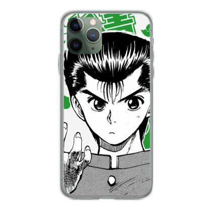 Yu Yu Hakusho Iphone 11 Pro Case Designed By Paísdelasmáquinas