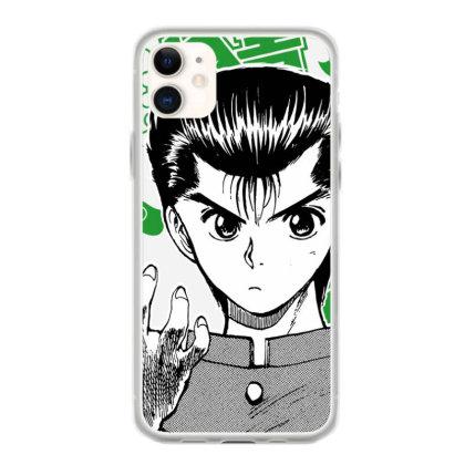 Yu Yu Hakusho Iphone 11 Case Designed By Paísdelasmáquinas