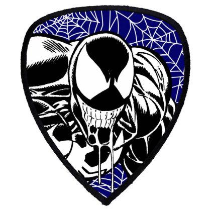 Venom Shield S Patch Designed By Paísdelasmáquinas