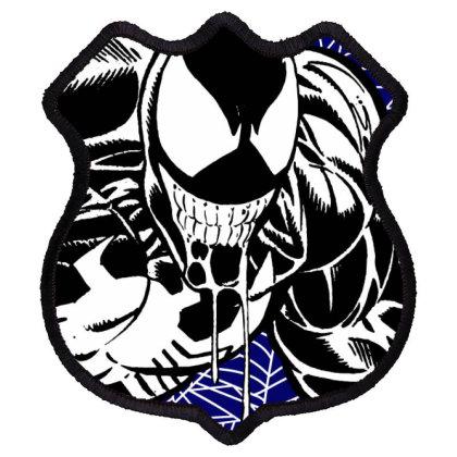 Venom Shield Patch Designed By Paísdelasmáquinas