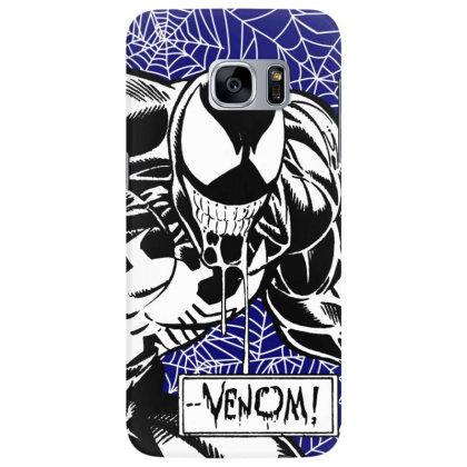 Venom Samsung Galaxy S7 Edge Case Designed By Paísdelasmáquinas