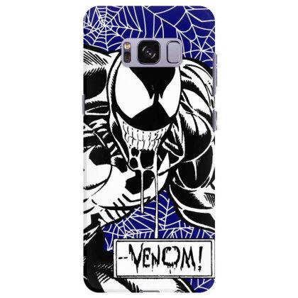 Venom Samsung Galaxy S8 Plus Case Designed By Paísdelasmáquinas
