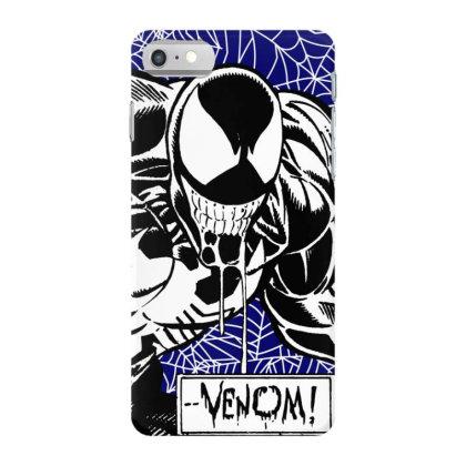 Venom Iphone 7 Case Designed By Paísdelasmáquinas