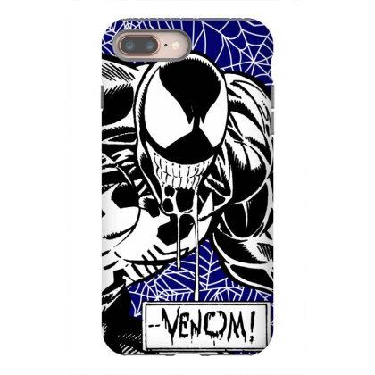 Venom Iphone 8 Plus Case Designed By Paísdelasmáquinas
