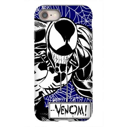 Venom Iphone 8 Case Designed By Paísdelasmáquinas