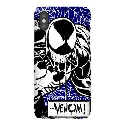Venom Iphonex Case Designed By Paísdelasmáquinas