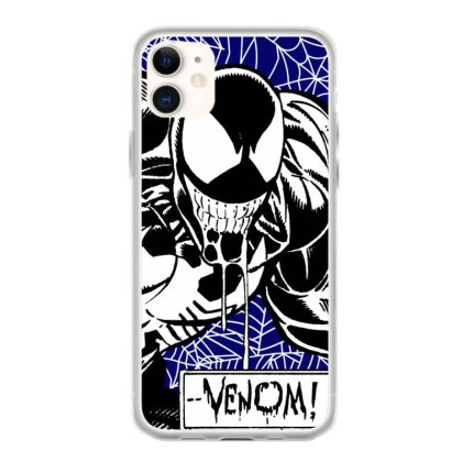 Venom Iphone 11 Case Designed By Paísdelasmáquinas