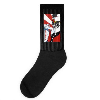 Mazinger Z Socks Designed By Paísdelasmáquinas