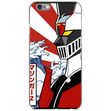 Mazinger Z Iphone 6/6s Case Designed By Paísdelasmáquinas