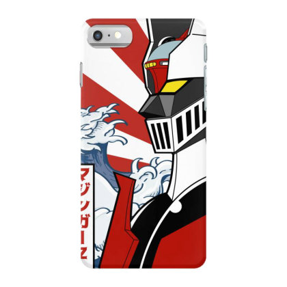 Mazinger Z Iphone 7 Case Designed By Paísdelasmáquinas