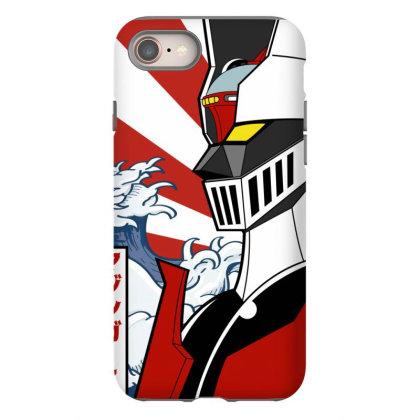 Mazinger Z Iphone 8 Case Designed By Paísdelasmáquinas