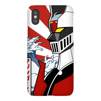 Mazinger Z Iphonex Case Designed By Paísdelasmáquinas