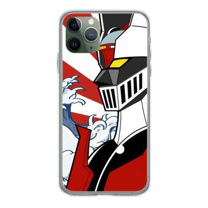 Mazinger Z Iphone 11 Pro Case Designed By Paísdelasmáquinas