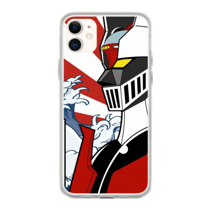 Mazinger Z Iphone 11 Case Designed By Paísdelasmáquinas