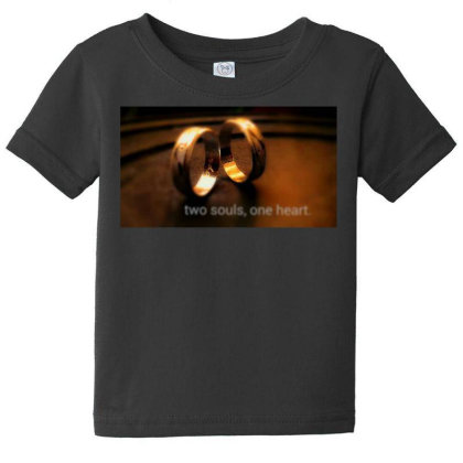 Ring Baby Tee Designed By Tjr