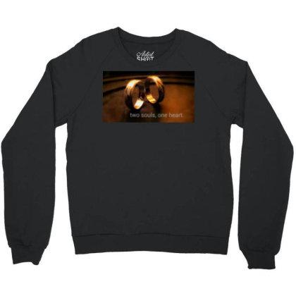 Ring Crewneck Sweatshirt Designed By Tjr