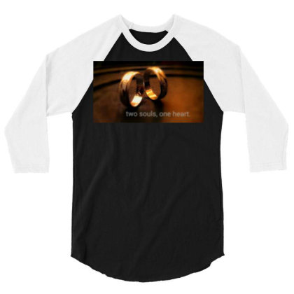 Ring 3/4 Sleeve Shirt Designed By Tjr