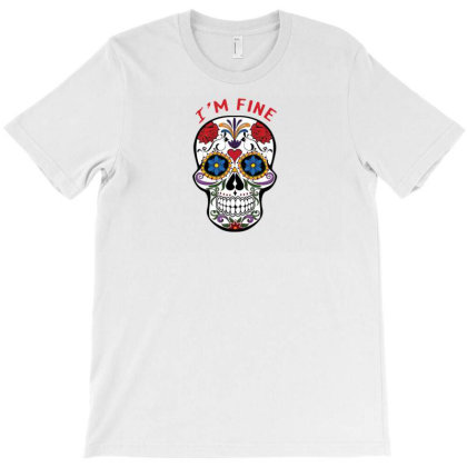 Skull T-shirt Designed By Uniquetouch