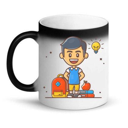 Back To School Magic Mug Designed By Lenart