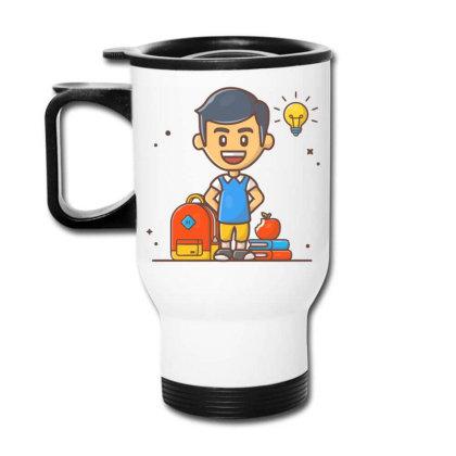 Back To School Travel Mug Designed By Lenart