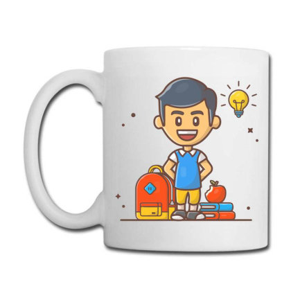 Back To School Coffee Mug Designed By Lenart