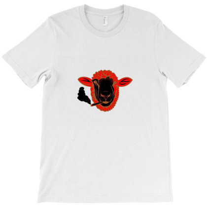 Sheep4 T-shirt Designed By Uniquetouch